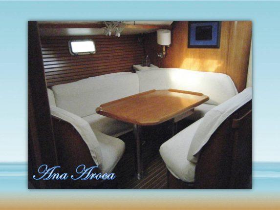 Fundas a medida para interiores de barcos